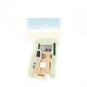 Ocean View Room (50 m²)