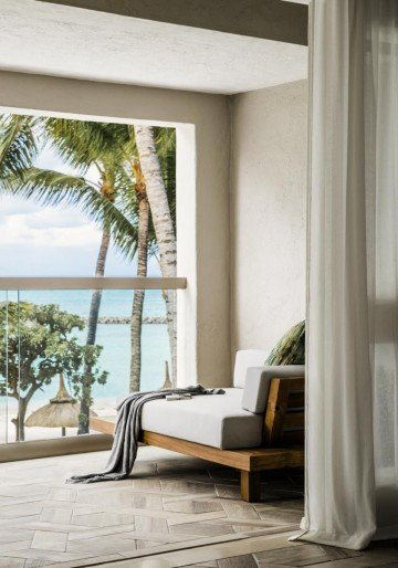3-Bedroom Beach Front Balcony Suite *
