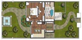 Beachfront Senior Villas - 1 Bedroom