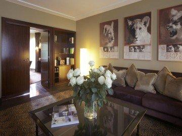 Presidential Suite (124 m²)