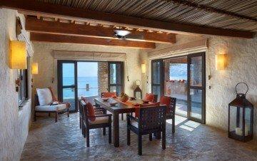 The Two Bedroom Beachfront Retreat