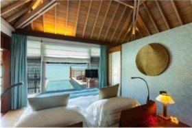 Premium Overwater Villa s bazénem
