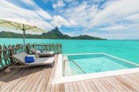 Prestige Overwater Brando Suite s bazénem (1 ložnice)