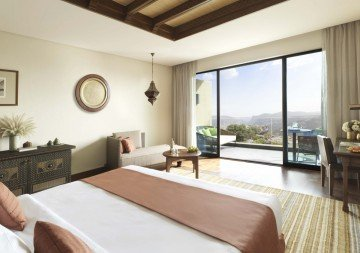 Deluxe Canyon View Room