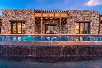 Jabal Villa se soukromým bazénem