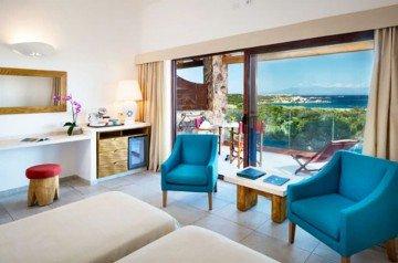 Family Suite Erica Sea View – Hotel Erica