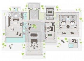 3 Bedroom Oceanfront Luxury Villa