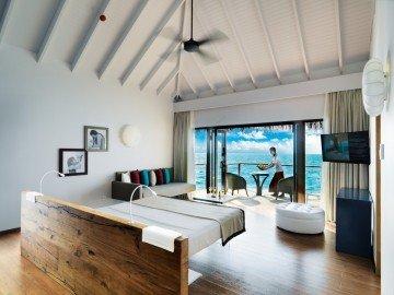 Lagoon Villa (65 m²)