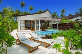 Beach Family Suite with Pool