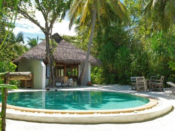 Soneva Fushi Villa 2 Bedrooms with pool /*