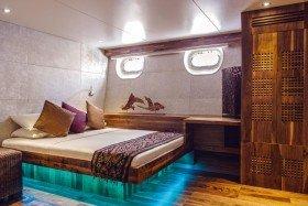 Sea Star cabin