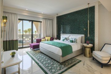 One Bedroom Family Suite Pool Access (90m²)
