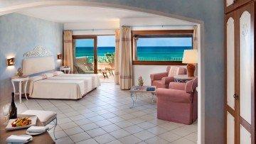 Royal Room 4 Sea View - La Duna Bianca