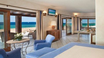 President Room Sea View - La Duna Bianca