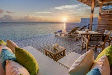 Romantic Ocean Villa (105 m²)