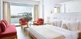 Superior Room Side Sea View (28 m²)