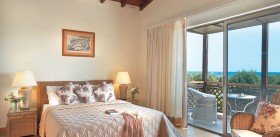 Two-bedroom Bungalow Suite Sea View (60 m²)
