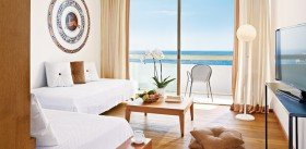 LUX.ME Family Room Sea View (40 m²)