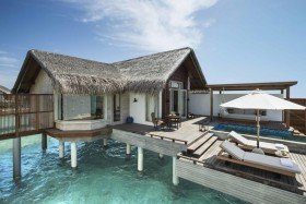 Two Bedroom Water Sunrise Villa