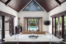 Vila se dvěma ložnicemi