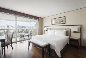 One Bedroom Suite (Garden wing)