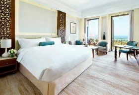 Deluxe Sea View Room (40 m²)