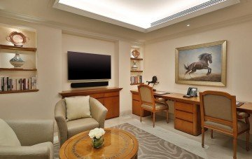 Presidential Mountain View Suite (300 m²)