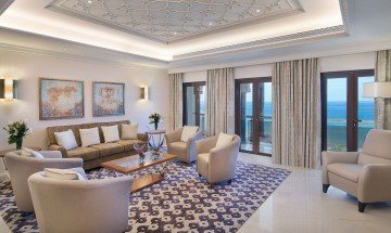 Presidential Sea View Suite (300 m²)