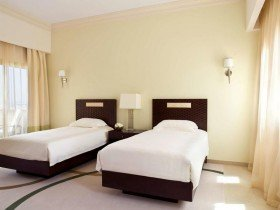2 Twin Beds Sea View