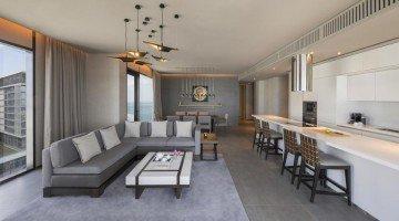 Four Bedroom Ocean Residence