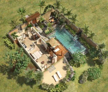 Luxury Villa with Pool