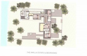 The Amilla Estate - 6 Bedroom (2500 m²)