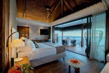 Motu Overwater Villa