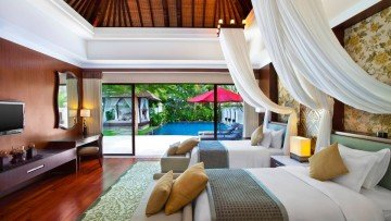 Pool Villas – Two Bedroom