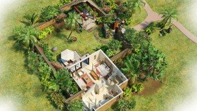 Luxury Villa se zahradou