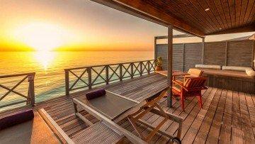 Ocean Jacuzzi Water Villa