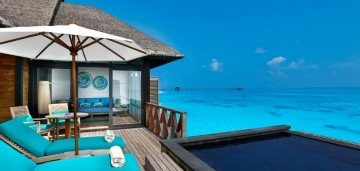 Sunrise Water Villa with Private Infinity Pool