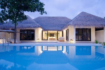 Two Bedroom Beach Villa with Pool