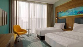 Aloft Room Twin
