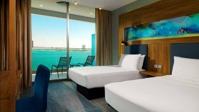Aloft Seaview Room Twin