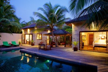 Private Pool Villa Family Suite
