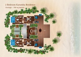 Two Bedroom Kurumba Residence