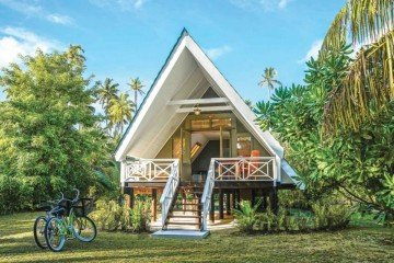 Beach Bungalow (58 m²)