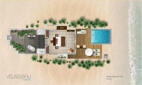 Beach Villa s bazénom