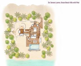 Ocean Beach Villa with Pool (238 m2, max. 2 dospělí a 2 děti)