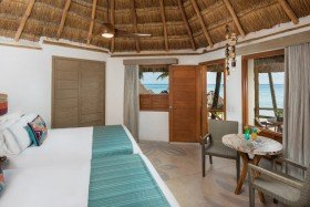 Ocean View King Palapa