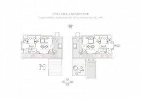 Two-Villa Residence