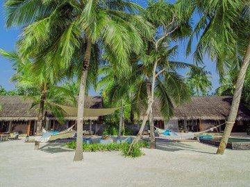Duplex Beach Villa Pool