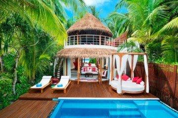 Wonderfull Beach Oasis (188 m2, max. kapacita 3 dospělé osoby)