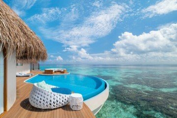 Extreme Wow Ocean Heaven (492 m2, max. kapacita 4 dospelé osoby)